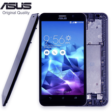 "For ASUS Zenfone 2 Laser ZE550KL LCD Display + Touch Screen Digitizer Sensor Parts Assembly With Frame 5.5"" For ASUS ZE550KL"