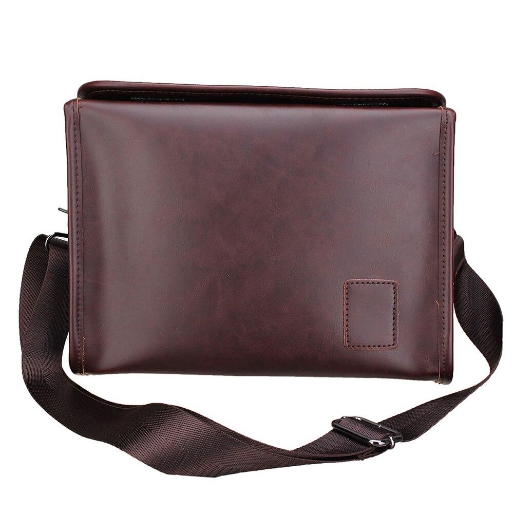 Для мужчин Портфели Повседневное Бизнес сумка кожаная сумка портфель