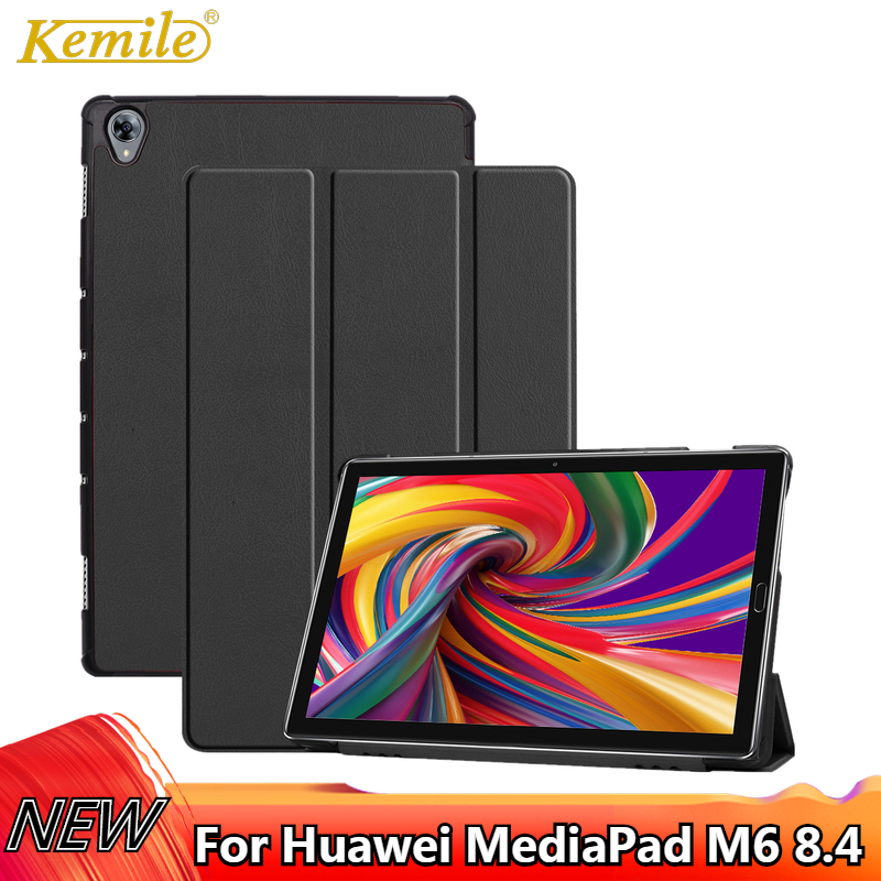 Kemile Tablet Cover For Huawei Mediapad M6 8.4