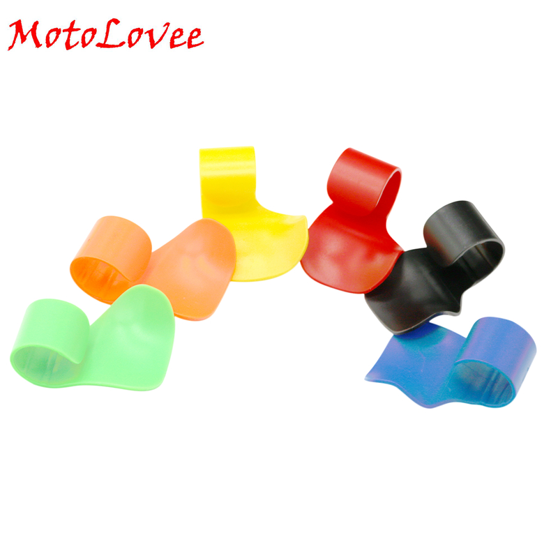 MotoLovee Motorcycle Throttle Booster Handle Clip Throttle Clamp Cruise Aid Control Grips For kawasaki z750 r3 Z800 R1 R6 mt09 image