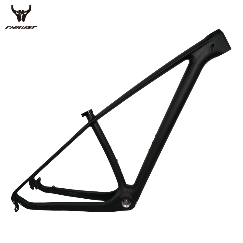 THRUST Bicycle Frame 29er Mountain Bike Frame mtb 15 17 19 Carbon Frame 29er 27.5er BSA BB30 System 2 year Warranty