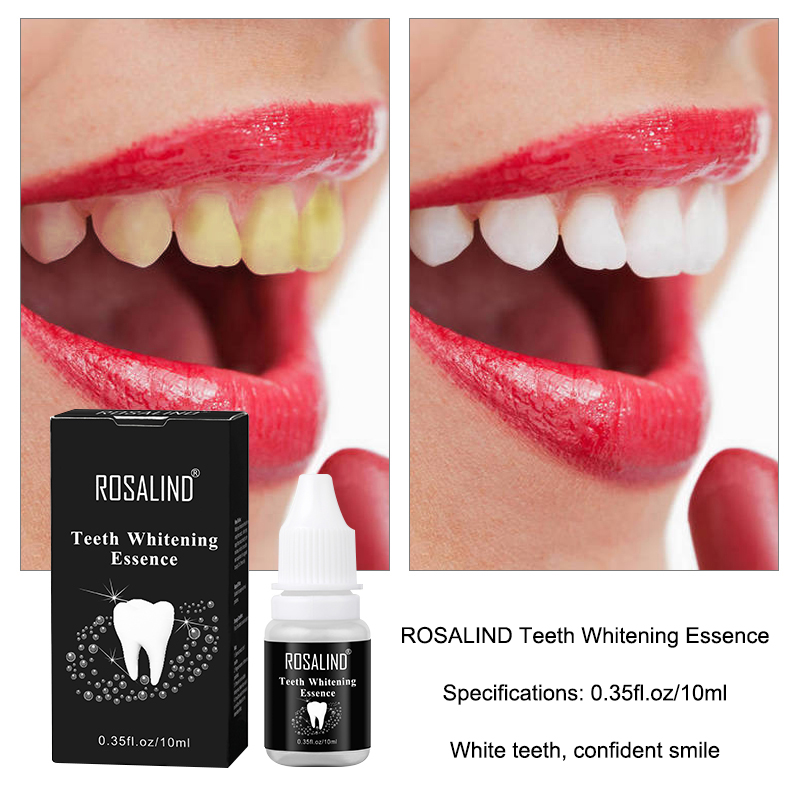 Clearance Sale! ROSALIND Dental Material Teeth Whitening Essence Oral Hygiene Cleaning Serum Bleaching Dental Tools White Gel