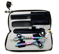 SMITH CHU  5.5 INCHES Professional barber hair cutting scissor and thinning scissors  HM83