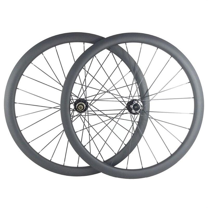50 мм углерода Колесная 700c довод D791SB D792SB концентраторы 100x9 мм 142x12 мм 1780 г диск 25 мм колеса велосипеда UD 3 К углерода колесная