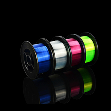 Wire Hole 200m Extreme Super Strong Nylon Fishing Line Japan Durable Monofilament Sea Fishing Line All Size 4 Colors 1.0 To 8.0