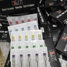 20 個rlタトゥー針カートリッジライナーシェーダマグナムタトゥーニードル供給と互換性カートリッジ機グリップペン針