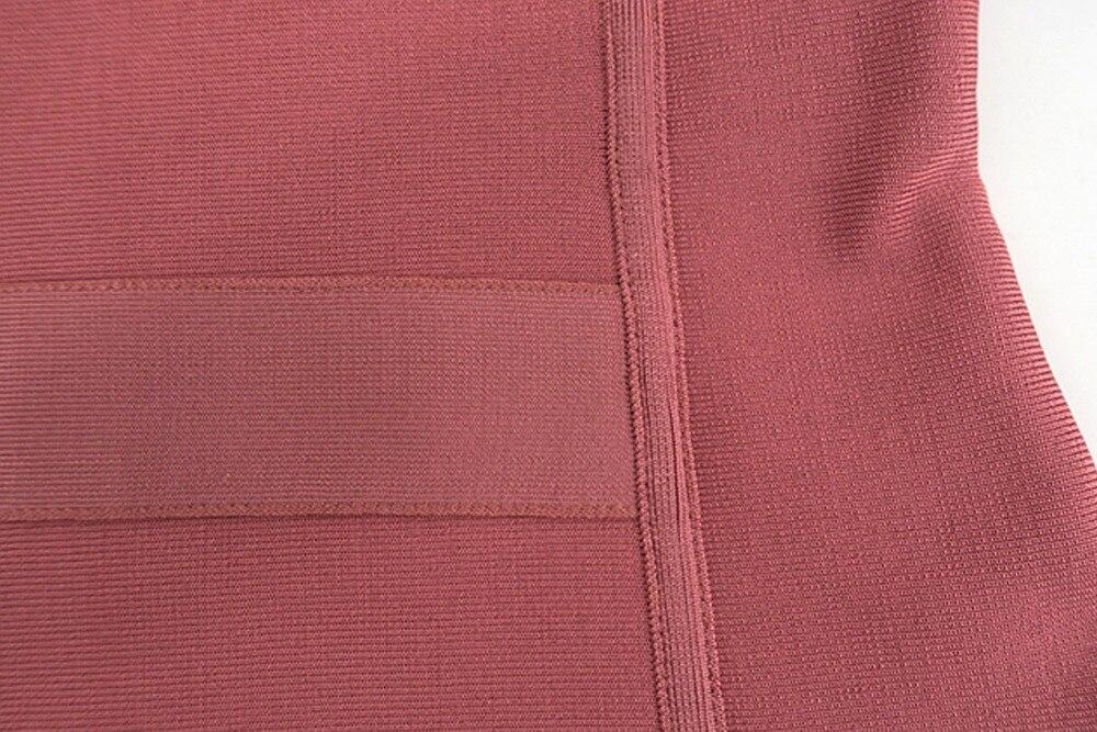 Slash Mi Nuit Cou Qualité Partie De Bandage L'épaule Robe Outre Haute mollet WXYIPqnAAd