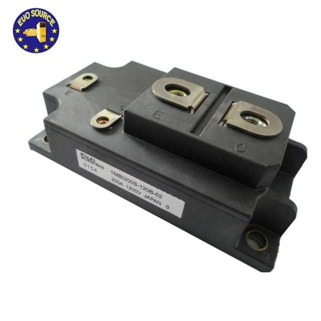 IGBT power module 1MBI200S-120B,1MBI200S-120B-02 95% new original good working inverter washing machine board for xqb70 j85s xqb60 t85 xqb70 t85 xqb60 j85s on sale