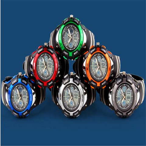SKMEI Sports Kids Watches Children Watches LED Cartoon Silicone Quartz Digit Watch for boy&girl Student Swimming Wristwatches Multan