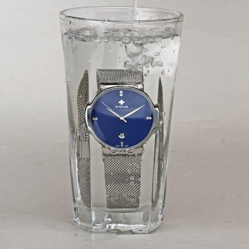 Der Armbanduhr relogio Wwoor