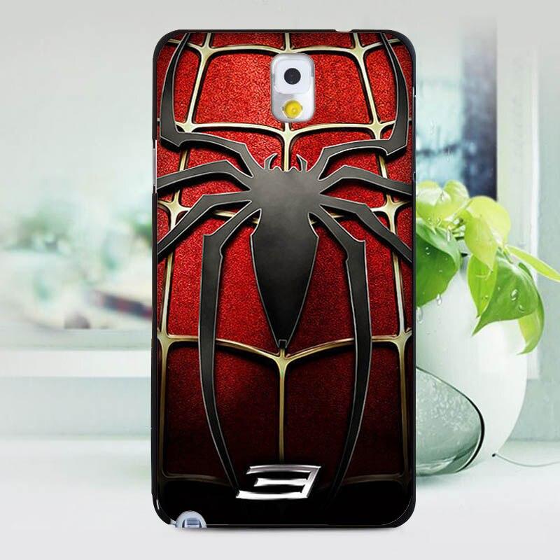 <font><b>Spider</b></font> <font><b>Man</b></font> <font><b>Symbol</b></font> Hard Picture Design <font><b>Case</b></font> for <font><b>Samsung</b></font> <font><b>Galaxy</b></font> Note2 3 4 5