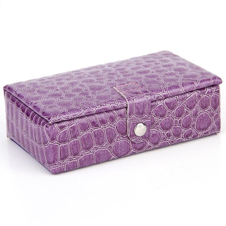Fashion women gift box jewelry box holders packaging makeup