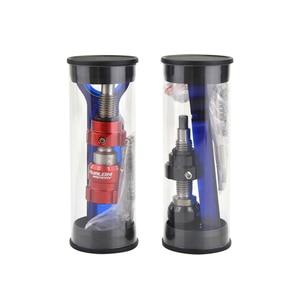 Image 5 - Amortiguador de tiro con arco con tornillo elevador de arco, botón de presión, acción, arco recurvo, accesorios de tiro de caza, 1 ud.