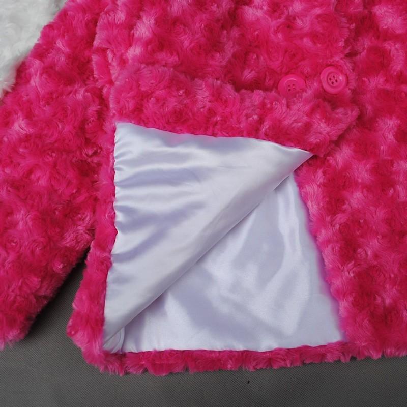 Baby girl Woolen coat new arrival party toddler girl clothes princess 2015 fashion kid Costume vintage vestido infantil conjunto (2)