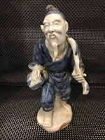 Chinese Ceramic Statue Fisherman Home Decorations sculpture statues for decoration
