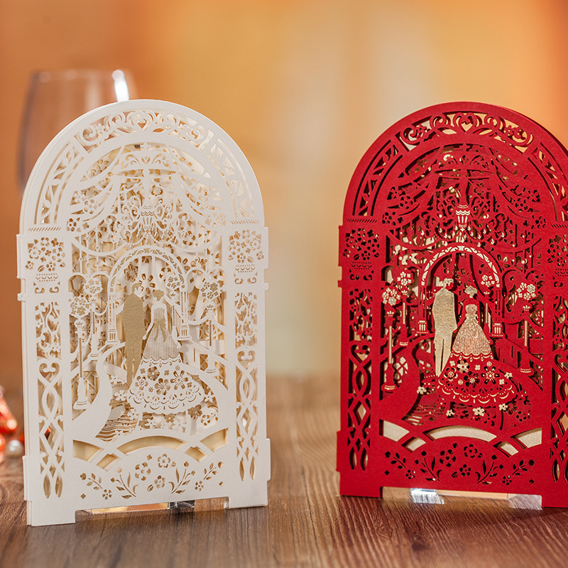 Popular Red White Wedding InvitationsBuy Cheap Red White Wedding – Cheap Red Wedding Invitations