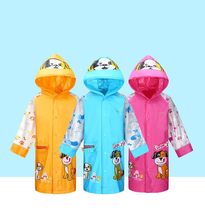 Raincoat For Children