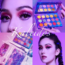 Luxurious Deepsea Gift Box 15 Colors Eyeshadow Palette Shimmer Matte Glitter EyeShdow Pallete Pigment  Cosmetic Makeup