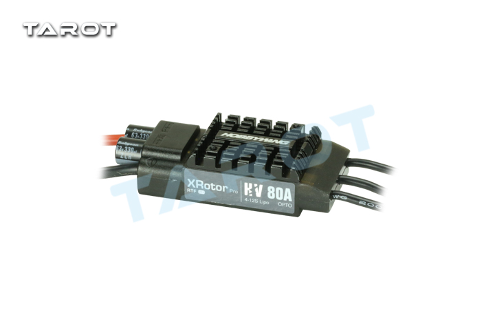 Tarot Hobbywing ESC XRotor-Pro-80A-HV TL2969 FreeTrack Shipping tarot xrotor pro 80a hv 80a xrotor pro esc electronic speed controller tl2969 for multi rotor quadcopter helicopter f19644