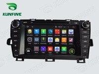 Octa Çekirdek 2 GB RAM Android 6.0 Araba DVD GPS Navigasyon TOYOTA PRIUS 2009-2013 için multimedya Oynatıcı Araba Stereo Sol Sürüş radyo