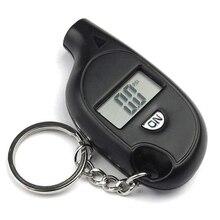 Диагностический инструмент 2-150PSI диагностический инструмент цифровой ЖК-дисплей Дисплей брелок шин Air автомобиля Мотоцикл-детектор Давление датчик