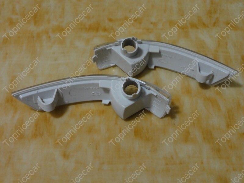 2 st / par bakspeglar blinkerslampa lampa repeater blinkare för Ford - Bilbelysning - Foto 2