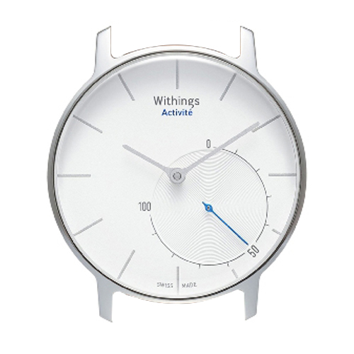 18mm Withings Silver