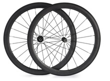 free shipping carbon 700C  50mm   Carbon wheels  Road Bicycle wheels  clincher wheels  POWERWAY R13 HUB