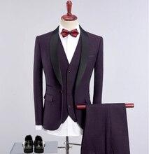 Mutanda Del Cappotto Progetta Verde Vestito Da Uomo Slim Fit 3 Pezzo Tuxedo Groom Wedding Abiti Su Prom Giacca Terno Masculino цена 2017