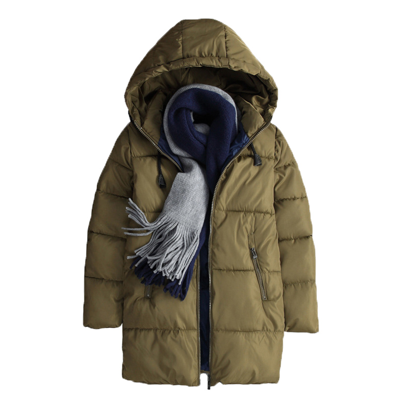 Boys Autumn Winter Long Jackets Kids Clothes Children Warm Coats Jacket Toddler Boy Snowsuits Hooded Thick Outerwear Clothing new winter jackets for boys fashion boy thicken snowsuit children down coats outerwear warm tops clothes big kids clothing