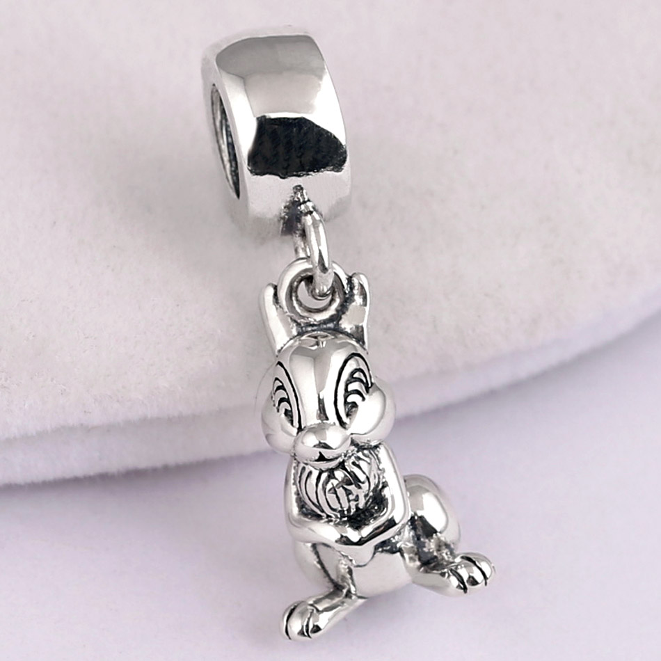 Pandora Jewelry Meaning: New Mischievous But Well Meaning Thumper Pendant Beads Fit