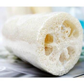 6Pcs Natural Loofah Luffa Loofa Spa Bath Sponge Kitchen Clean Scrubber Exotic 4