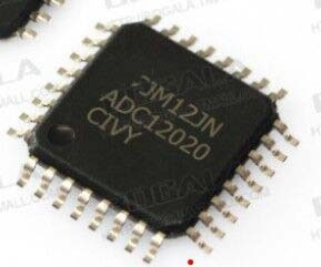 Free shipping 10 PCS ADC12020CIVY ADC12020 QFP32 Best quality