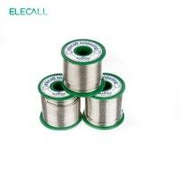 ELECALL New Arrival Tin 1 5mm 450g 99 3SN Rosin Core Tin Lead Free Rosin Roll