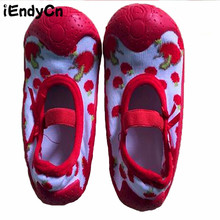 Baby Socks Anti Slip with Rubber Soles Shoes Cotton baby socks Footwear Newborn Summer Infant Toddler Shoes YD430