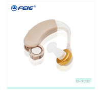 BTE Sound Voice Amplifier Mini Invisible Sound Amplifier Hearing Aid Earphone for Deaf China Product S 139 Voice Loudly clearly