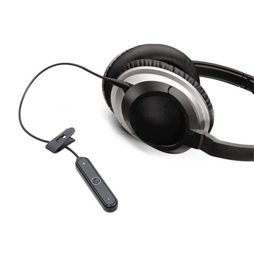 Unterhaltungselektronik Gehorsam Bluetooth 4,1 Freisprecheinrichtung Adapter Drahtlose Empfänger Mit Mikrofon Fernbedienung Für Bose Around Ear 2 Ae2 Ae2i Ae2w Kopfhörer Preisnachlass Funkadapter
