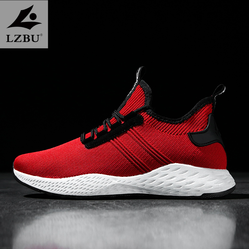 2018 New Spring/Summer Casual Shoes Mens Flats Lace-Up Shoes Simple Stylish Male Shoes Breathable Shoes For Men 20T039