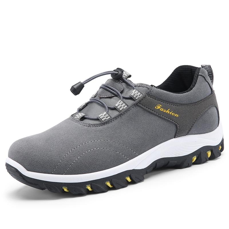 Venta caliente Verano Hombres Zapatos Informales Slip-On Estilo - Zapatos de hombre - foto 4