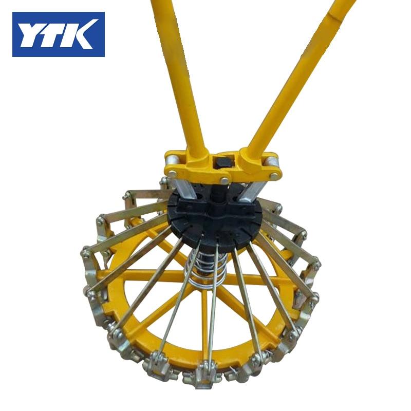 YTK 18-20l drum cap sealing tool barrel crimping tool,Manual Barrel Lock Tool,cordless crimping tool grind