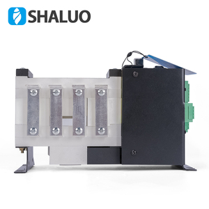 Image 5 - 4P 160A ATS dual power Automatic Transfer Switch diesel generator parts electric control curcuit breaker single three phase ac