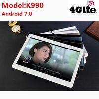 2017 Newest 10 1 Inch Tablet Pc Android 7 0 RAM 4GB ROM 64GB Dual SIM
