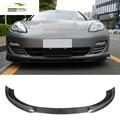 For Panamera Carbon Fiber Auto Racing Front Lip Apron Car Styling For Porsche Panamera 2010-2013