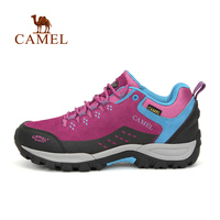 Camel Camel For Outdoor Women Hiking Shoes Low Slip Resistant Shock Absorption Hiking Climbing Shoes