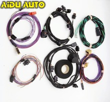 USE FIT FOR Golf 6 Jetta Mk6 Skoda Octavia Front & Rear Auto Parking Assist 12K Pla 2 .0 Upgrade OPS Install Harness Wire