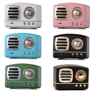 Image 5 - Nuovo Altoparlante Bluetooth Altoparlante Stereo Portatile di Musica Scatola Quadrata Mini Altoparlante Senza Fili per Smart Phone