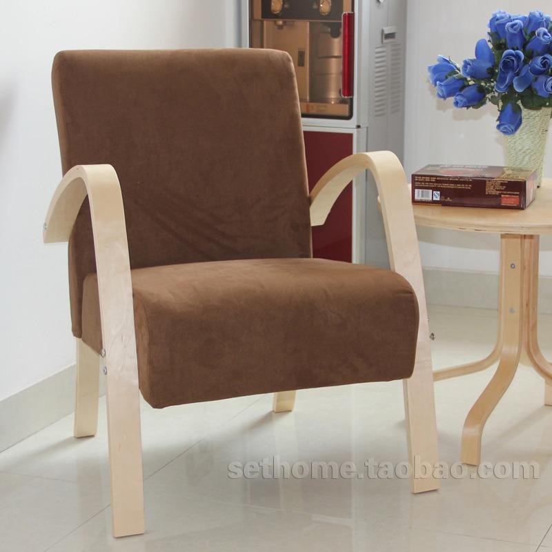 IKEA Stil Europäischen Sessel Bugholz Stuhl/sessel/wohnzimmer Kleine Wohnung/einfache  Mode In IKEA Stil Europäischen Sessel Bugholz Stuhl/sessel/wohnzimmer ...