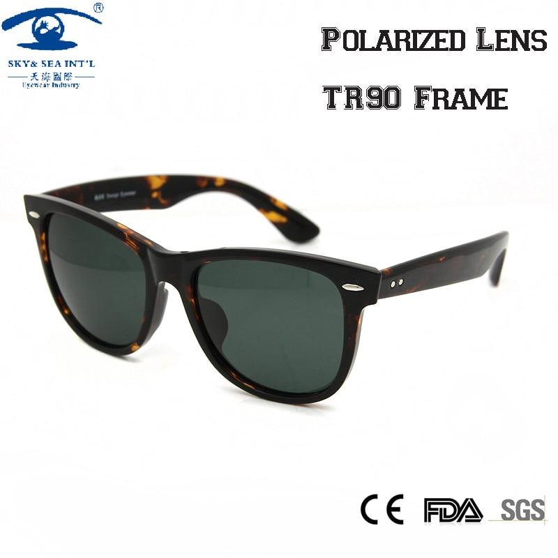 e44e67ed3 (5 قطعة/الوحدة) الجملة الاستقطاب النظارات الشمسية عالية الجودة النساء الرجال  occhiali دا الوحيد مستطيلة oculos
