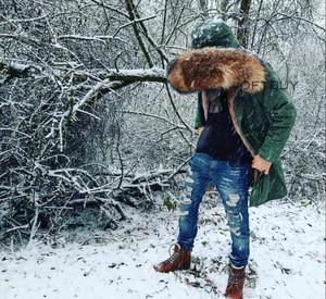 Image 5 - OFTBUY 2020 Plus Size Winter Jacket Men Parka Real Fur Coat Big Natural Raccoon Fur Collar Hood Thick Warm Outerwear Streetwear