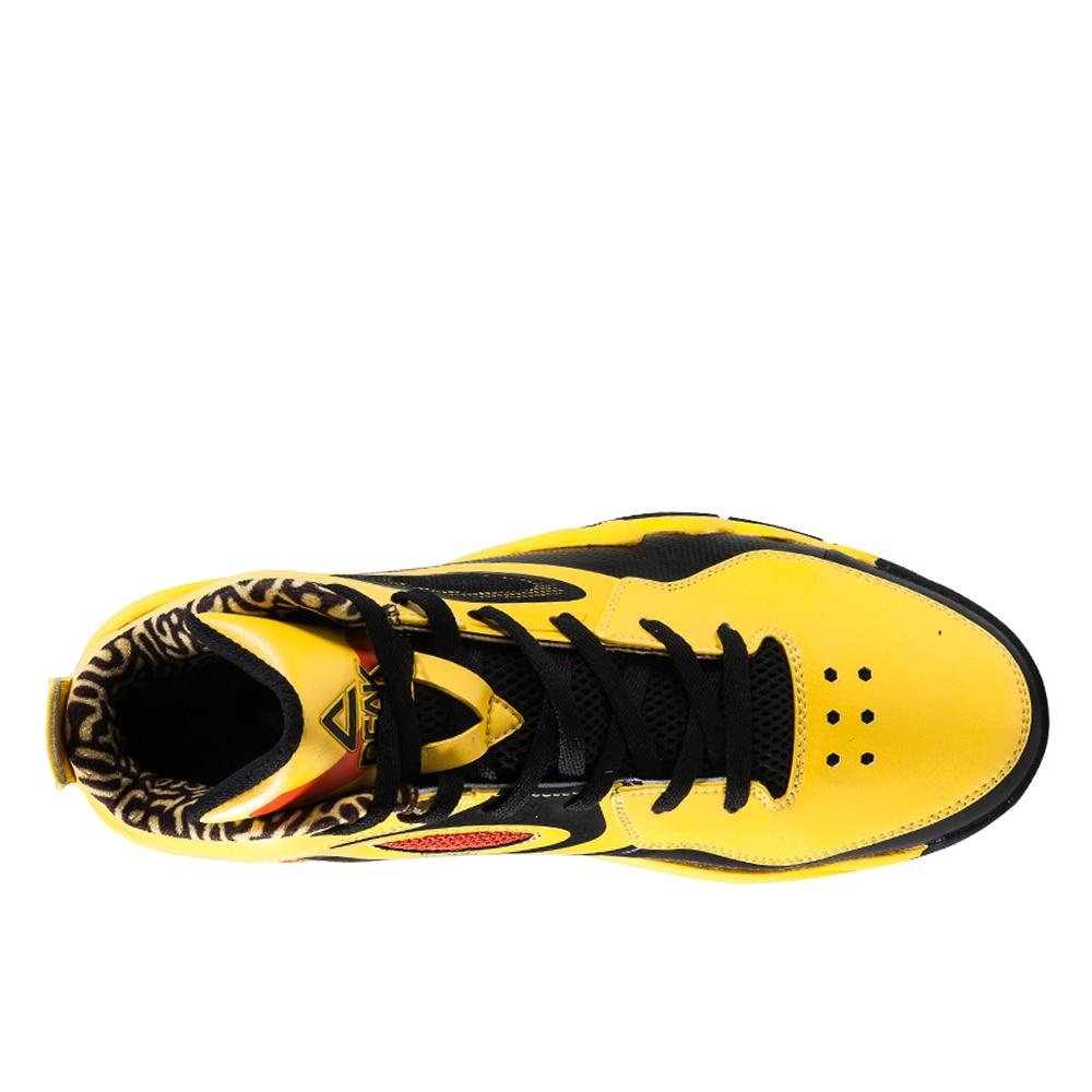 Peak merek pria sepatu basket grosir hitam merah sneakers athletic sepatu  basket gigi e51301a gratis pengiriman di Basketball Shoes dari Olahraga    Hiburan ... 15958c6eb2